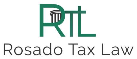 Rosado Tax Law Logo